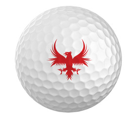 Phoenix Golf Ball - Set of 3