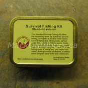 Best Glide Standard Emergency Survival Fishing Kit