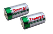 Tenergy C Cell - High Discharge Alkaline (LR14)