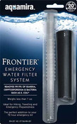 Aquarmira - Frontier Water Filter Straw