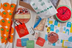 Israeli Foods Gift Box