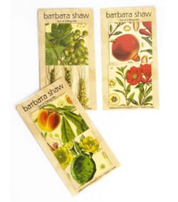 Antique-Style Botanical Magnets