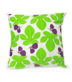 Fig Leaf Cushion