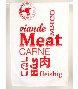 Meat Dish Towel