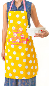 Apron - Cupcake 'She's Pretty and She Bakes'