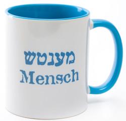 Mug - Mensch