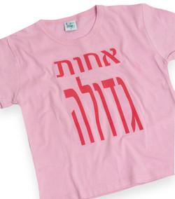Children's T-Shirt - Big Sister