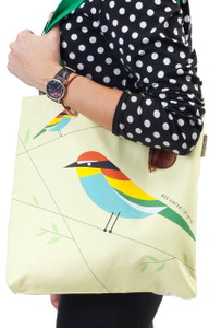 Tote Bag - 'Flights of Fancy' Bee-Eater Bird