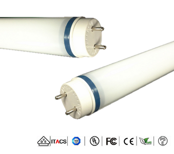 Ballast-compatible LED T8 and non compatible