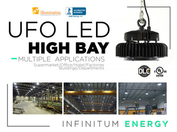 High Bay Light - Space Series
