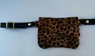 Leopard Skin Hipbag - Limited Edition