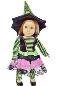 NEW MODERN WITCH COSTUME FOR 2015