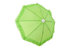 ✿ GREEN UMBRELLA FOR AMERICAN GIRL DOLLS✿
