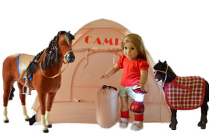 ✿Camping Set For American Girl Dolls✿