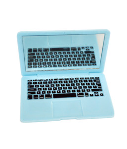 Blue Laptop For American Girl Dolls