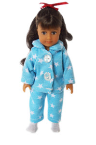 Mini 6 Inch Pj for American Girl Dolls Mini Dolls