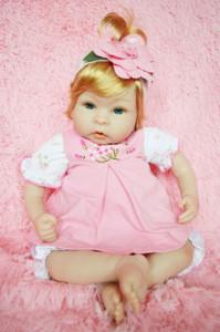 Reborn Doll Grandma's Joy