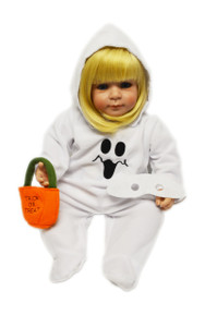 Ghost Costume for Adora Dolls