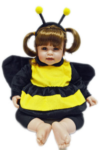 Bumble Bee Costume for Adora Dolls