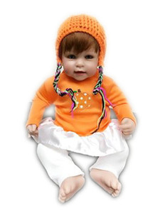 Fall Pumpkin Outfit for Adora Dolls