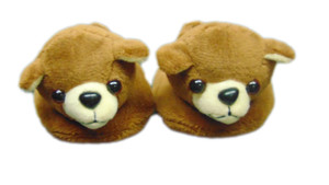 My Brittany's Teddy Bear Slippers for American Girl Dolls