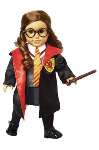 My Brittany's Hermione Granger Inspired Outfit forAmerican Girl Dolls