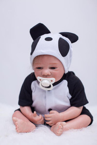 My Brittany's Panda Dreaming Reborn Doll