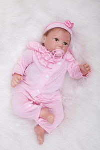 My Brittany's Savannah Reborn Baby Girl Doll