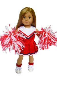 My Brittany's Red Cheerleader for American Girl Dolls
