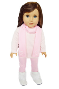 My Brittany's Pink Leggings Set for American Girl Dolls