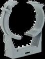 """#36  1 1/4"""" PVC Clic Clip Support Hangers for EMT Conduit"""