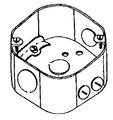 "TP316   4"" Octagon Outlet Box"