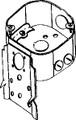 "TP318   4"" Octagon Outlet Box"