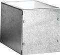 SCI242410  Metal  Screw Cover Junction Box