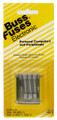 BUSS Replacement Glass Cartridge Fuses HEF-2  5-PACK