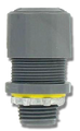 "1/2"" .200 -.472 Metal Strain Relief Cord Connector"