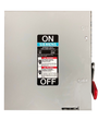 60-Amp 240V Siemens Non-Fusible General Duty Safety Switches NEMA 1