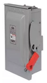 600-Amp 600V Siemens Non-Fusible Heavy Duty Safety Switches NEMA 3R