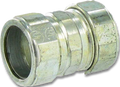 "1 1/2"" EMT Steel Compression Coupling"