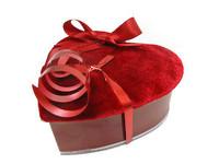 Small Velvet Box of Truffles