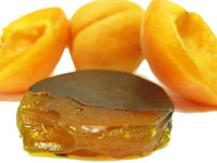 1/2 Dipped Apricots