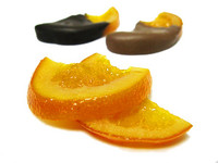 1/2 Dipped Oranges