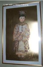 Li Hong of Beijing - Artist Proof and Pastel