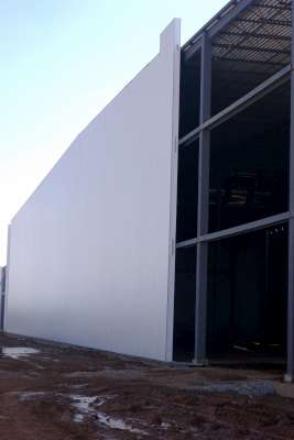 Insulated Wall Panels: Metal Insulated Panels Installation