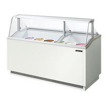 Americooler Ice Cream Dipping Cabinets. Model: TIDC-70W /By Turbo Air
