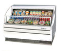Americooler Horizontal Open Display Cases. Slim Line. Model: TOM-50S