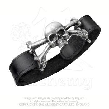 A51 - Skull 'n' Bones Bracelet