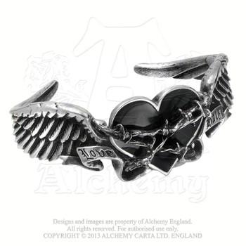 A83 - Black Romance Bracelet