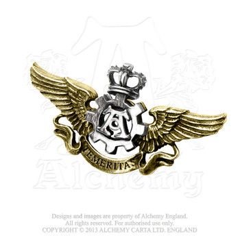 AMA5 - Temeritas Wings Medal