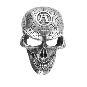 B69 - Omega Skull Buckle
